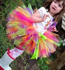 Detail Feedback Questions about Girls <b>tutu skirt</b> Rainbow color baby ...