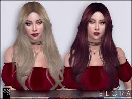 Sims 4 New Hair Mesh downloads » Sims 4 Updates » Page 114 of 302