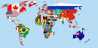 File:Flag-map of the world (2018).png - Wikimedia Commons