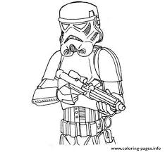 Small Picture easy stormtrooper star wars Coloring pages Printable