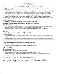 Download Resume Samples For Marketing Diplomatic Regatta Director Of