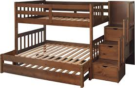 Wyatt Twin over Full Bunk Bed with Trundle
