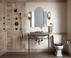 ann sacks travertine bathroom