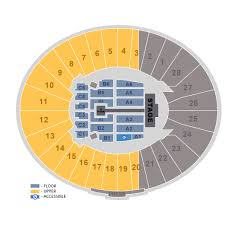 Niall Horan Seating Chart Rose Bowl Concert Seating Map For One Direction 2014 Rose