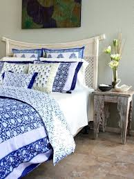 blue and white bedding midnight lotus blue and white bedding curtains table linens blue white bedding