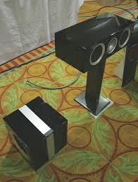 kef r400b. kef r400b subwoofer and r600c centre speaker   by frank harvey hifix kef