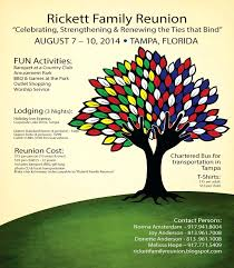 Family Reunion Flyer Free Family Reunion Invitation Templates Best Of Template Class 1