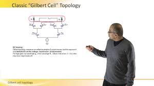Gilbert Cell Design Gilbert Cell Topology