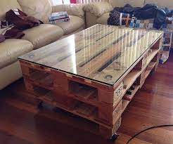 vintage coffee table with wheels fresh the best 20 diy pallet coffee table projects for your living room