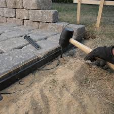 installing paver edging