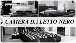 Camera da letto nero - YouTube