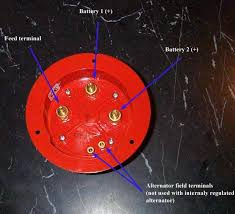 marine battery selector switch wiring diagram wiring diagram two battery switch wiring diagram nilza net