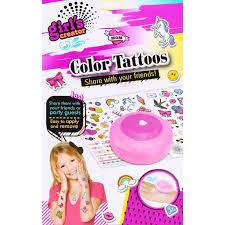 Sada Pro Výrobu Tetování Pro Děti Tattoo Tetovačka
