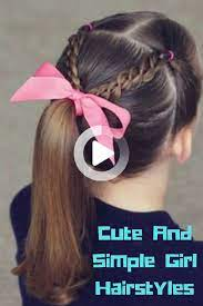 Curls can be the end for a party look. Pin On Easy Hairstyles For Short Hair