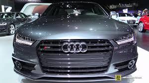 audi 2015 a7 interior. 2015 audi s7 exterior and interior walkaround 2014 la auto show youtube a7 b