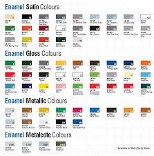 Humbrol Spray Paint Colour Chart Details About Humbrol 12 X Enamel Model Paint 14ml Choose Your Colours Model Paints Tamiya