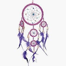 Dream Catcher Amazon Amazon 100 X Dreamcatcher Beaded Purple Feathers Iridescent by 2