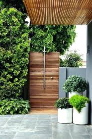 outdoor portable shower privacy walls portable outdoor privacy screen best outdoor spa ideas on garden shower