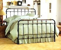 rustic metal bed frames – bringcahome.org