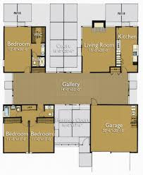 Modern Four Bedroom House Plans House Split Into Four Separate Buildings Open Spaces In Between
