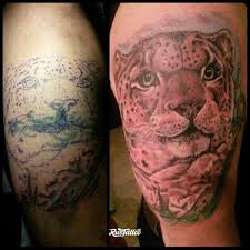 гепард значение татуировок в мытищах Rustattooru