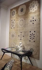madeline weinrib tibetan carpet based on moroccan motifs