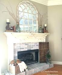 fireplace mantel decor with mirror image result for everyday fireplace mantel decorating ideas fireplace mantle mirror ideas