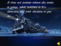 Polar Express Quotes