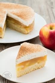 Diät kuchen apfel