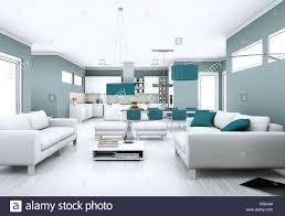 Modern bright living room Ornament Modern Modern Bright Living Room Interior Design With Sofas Alamy Modern Bright Living Room Interior Design With Sofas Stock Photo