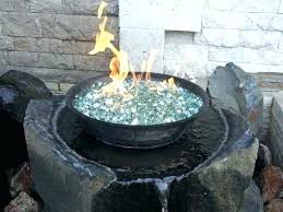 fire rocks for fire pits propane fire pit glass rocks image of fire pit glass rock