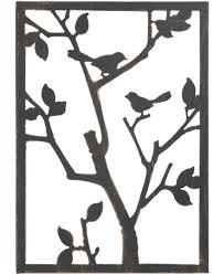 metal garden bird wall art royer s