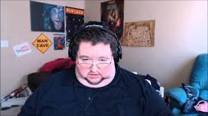 Image result for fat guy gamer