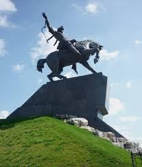 Салават Юлаев Википедия Памятник Салавату Юлаеву в Уфе