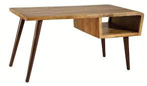 com stein world furniture orbit wood desk natural printed kitchen dining