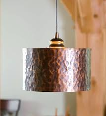 hammered pendant light hammered metal pendant light uk