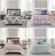 mainstays 8 piece comforter and