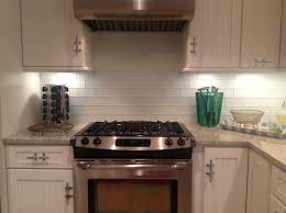 frosted white glass subway tile kitchen backsplash white subway tile backsplash ideas