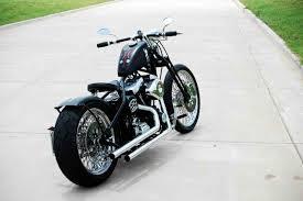 award winning custom darwin brass balls bobber for sale on 2040 motos