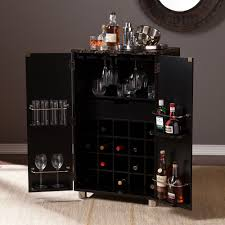 black bar cabinet.  Cabinet To Black Bar Cabinet E