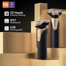 Mijia <b>SOOCAS Electric Shaver</b> Dry Shaving Wireless USB ...