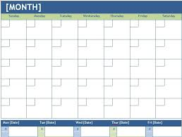 monthly weekly calendar monthly and weekly planning calendar template formal word templates