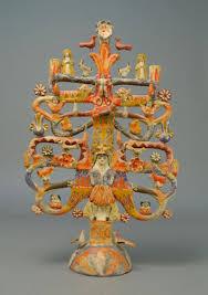 Rare Vintage Mexican Tree of Life - Aurelio Flores | 1stdibs.com | Tree of  life art, Mexican folk art, Mexican art