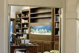 furniture fish tanks. save space by incorporating your aquarium into furniture fish tanks