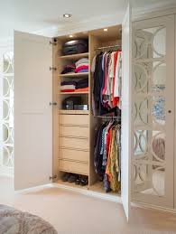 Wardrobe Interior Designs Style