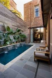 Small Patio Decorating Small Patio Decorating Ideas With Tropical Plants And Waterfalls