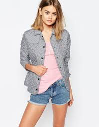 Best 25+ Jack wills jacket ideas on Pinterest | Jack wills jeans ... & Shop Jack Wills Gingham Quilted Jacket at ASOS. Adamdwight.com