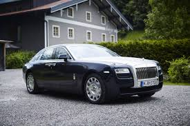 Special Report: Rolls-Royce Wraith, Ghost and Phantom Comparison ...