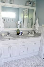 Bathroom Countertop Height Painting