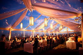 outdoor wedding lighting decoration ideas. Fascinating Curtain And Hanging Lights For Outdoor Wedding Decoration Ideas Lighting W
